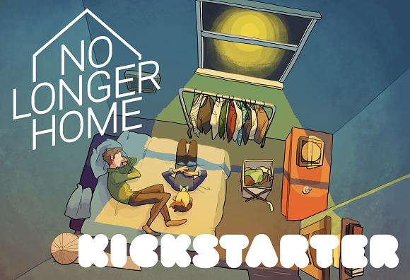 No Longer Home recurre a Kickstarter en busca de un último empujón