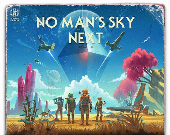 No Man's Sky añade el modo multijugador con su actualización Next