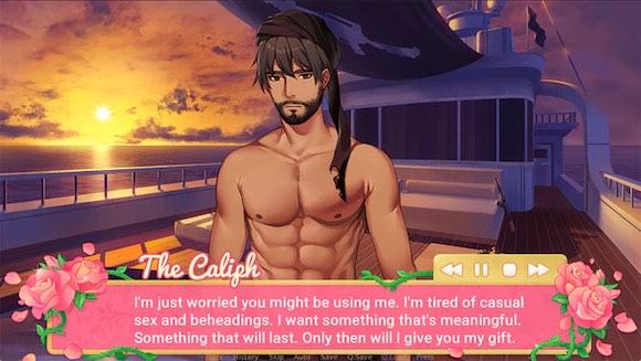 The Super Patriotic Dating Simulator es una visual novel en la que te infiltras en ISIS y descubres tu sexualidad