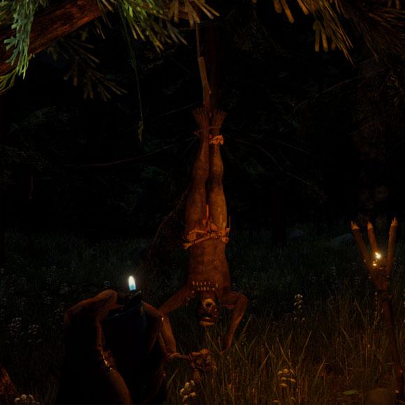 Análisis de The Forest