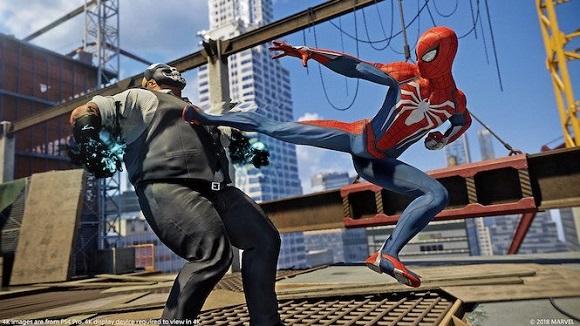 El primer capitulo del DLC de Spider-Man llegará en octubre