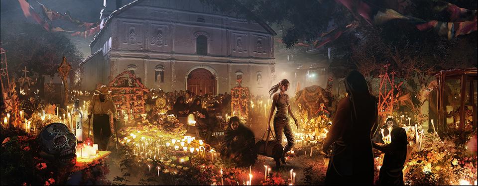 Shadow of the Tomb Raider: comentamos con los desarrolladores nuestras primeras impresiones