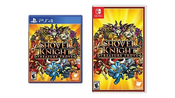 Shovel Knight retrasa su expansión y anuncia una edición en formato físico