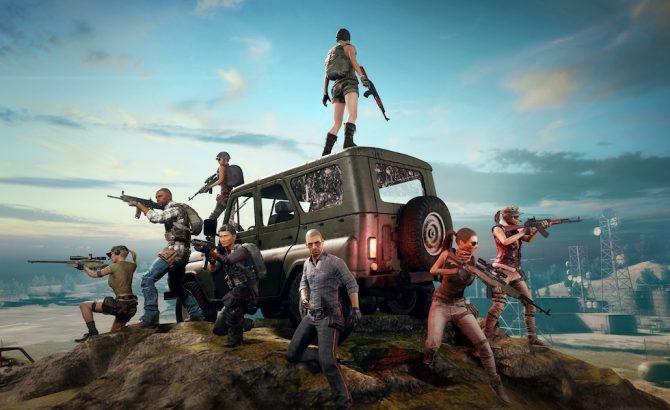 PlayerUnknown's Battlegrounds va camino de PS4
