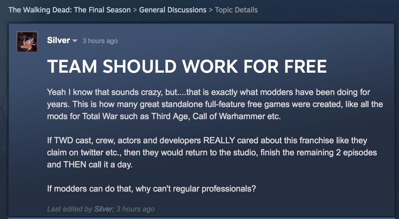 250 elefantes en la habitación: sobre el desprecio al desarrollador de videojuegos