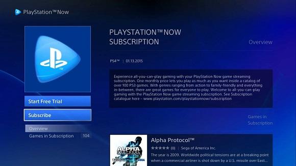 Sony habilita las descargas en varios juegos de PlayStation Now