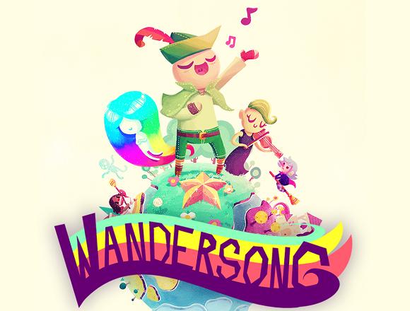 Wandersong llegará a PC y Switch el próximo 27 de septiembre