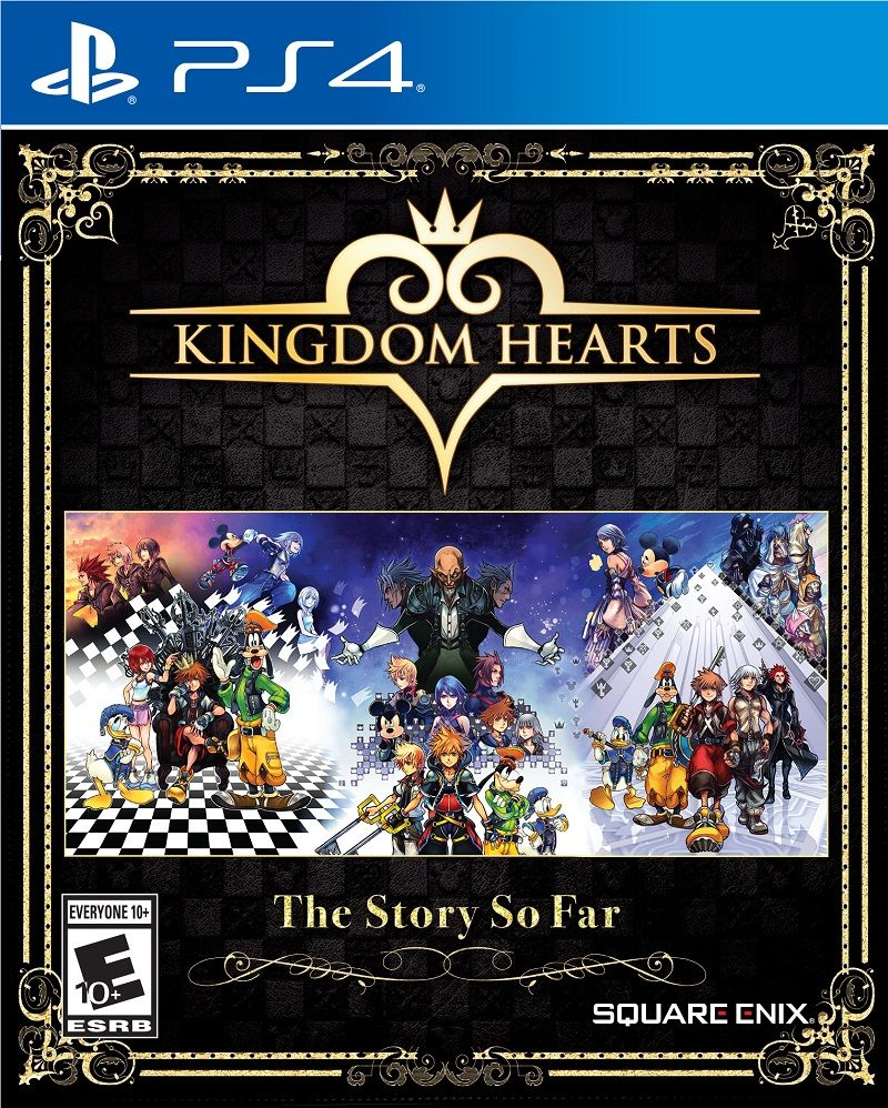 Square Enix anuncia Kingdom Hearts –The Story So Far–, una recopilación de recopilaciones