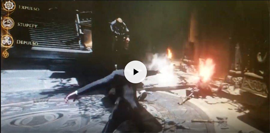 Filtran un vídeo de un juego triple A ambientado en el universo de Harry Potter