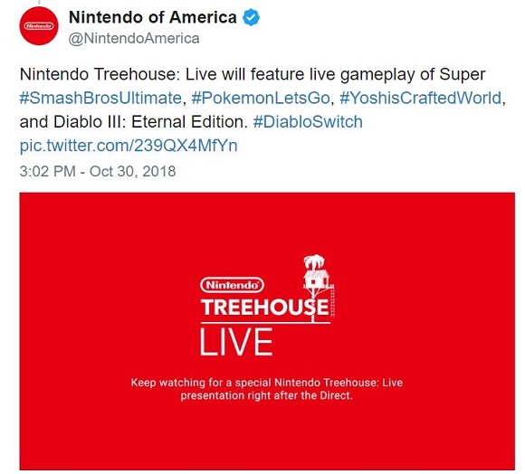 Nintendo emitirá mañana un Direct centrado en el Smash Bros Ultimate
