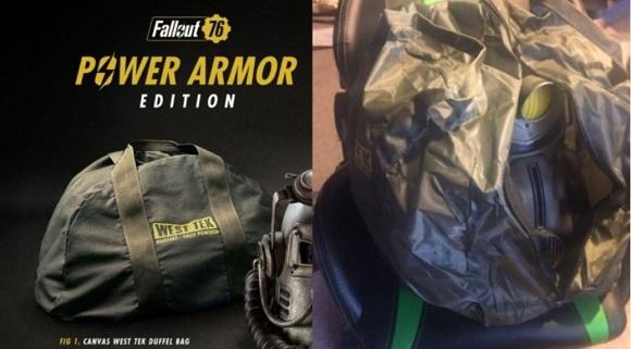 Bethesda ofrece una recompensa de 500 átomos a los compradores de la Power Armour Edition de Fallout 76