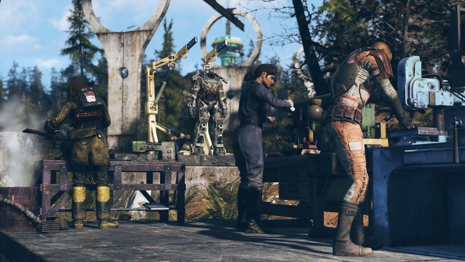 Análisis de Fallout 76