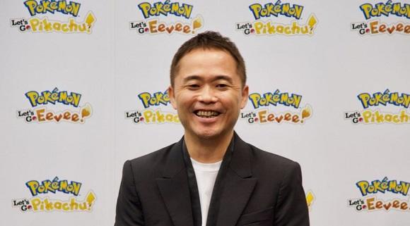 Junichi Masuda dejará la dirección de la serie Pokémon tras Let's Go!