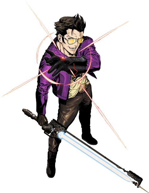 Avance de Travis Strikes Again: No More Heroes