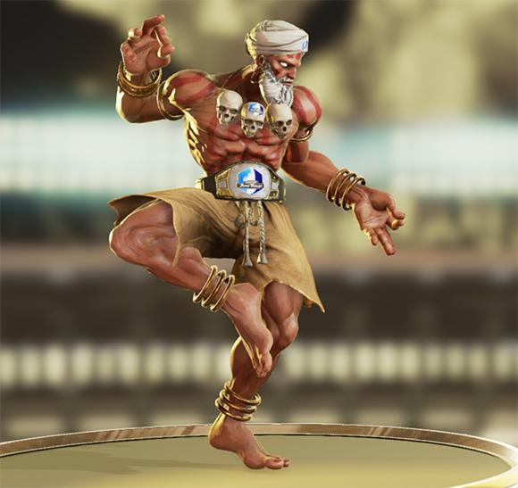 Así luce la publicidad in-game que Capcom ha introducido en Street Fighter V: Arcade Edition
