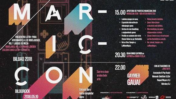 MaricCon 2018 19 mayo