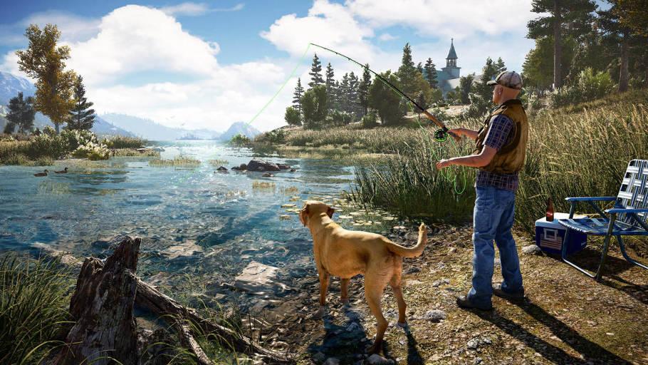 Análisis de Far Cry 5