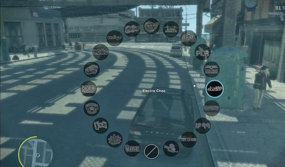 La banda sonora de GTA IV se actualiza para retirar medio centenar de canciones