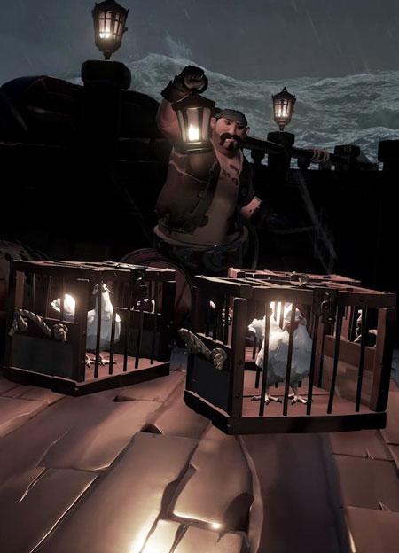 Sea of Thieves: Diario de a bordo (III)