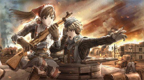 El primer Valkyria Chronicles saldrá para Switch en Japón