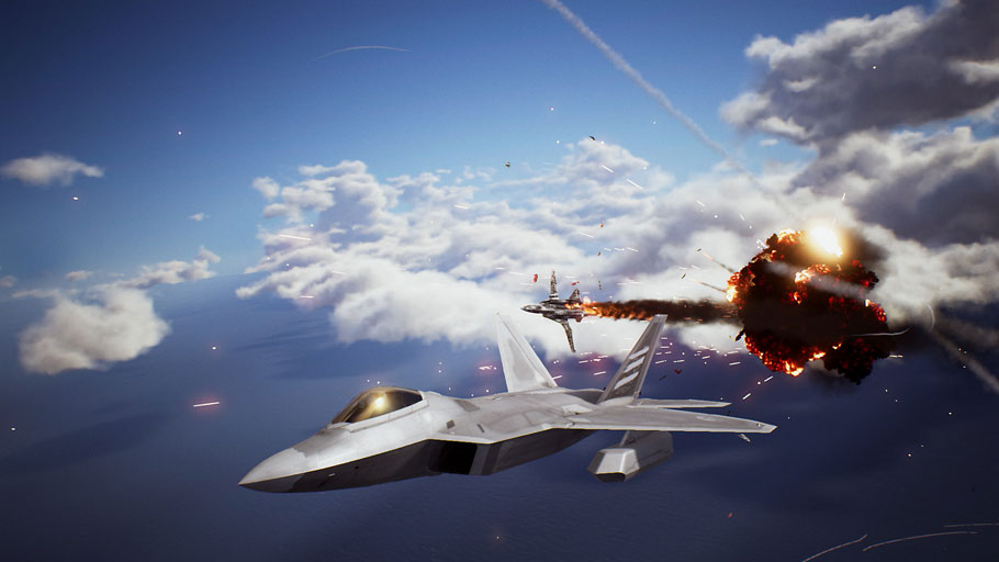 Análisis de Ace Combat 7: Skies Unknown