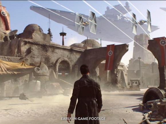 EA ha cancelado su juego en mundo abierto ambientado en el universo de Star Wars