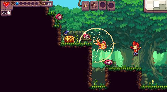El juego de plataformas Eagle Island llegará a Switch y PC simultáneamente