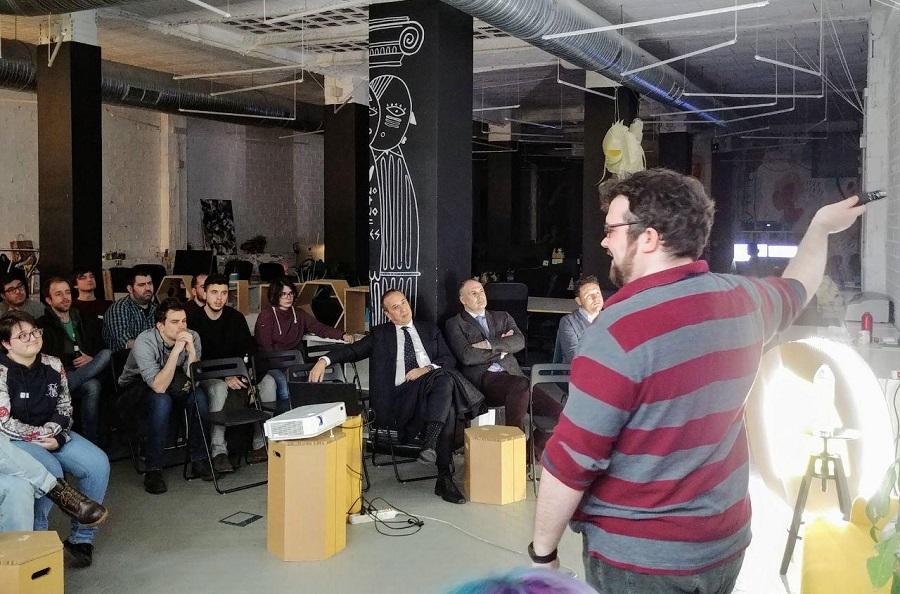 La escena indie reivindica la importancia de la propiedad intelectual en la exposición Cultura Abierta