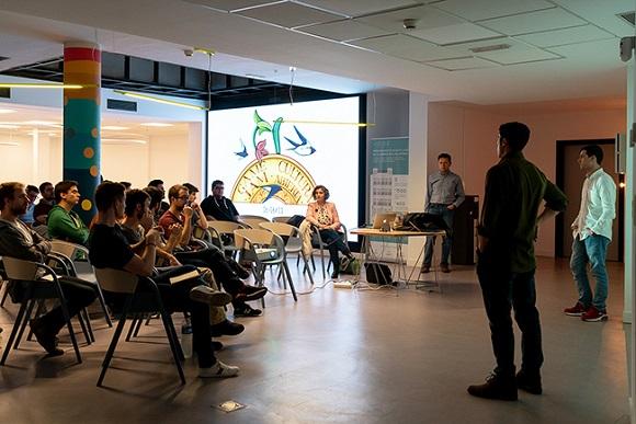 Los juegos de la I Game Jam Cultura Abierta se expondrán en Madrid del 23 al 30 de enero