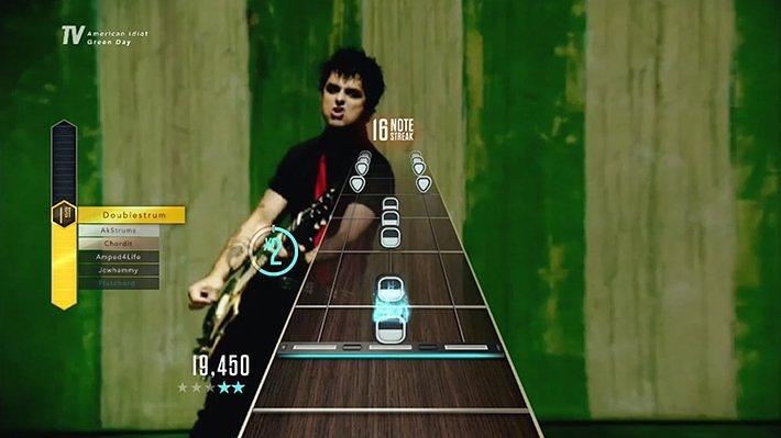 Activision ofrecerá reembolsos a los afectados por la desaparición de canciones en Guitar Hero TV