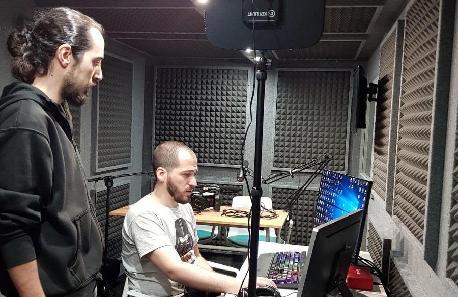 Felipe Milano, de Krill Audio: «Una vez descubres lo que puede hacer el audio, lo respetas»