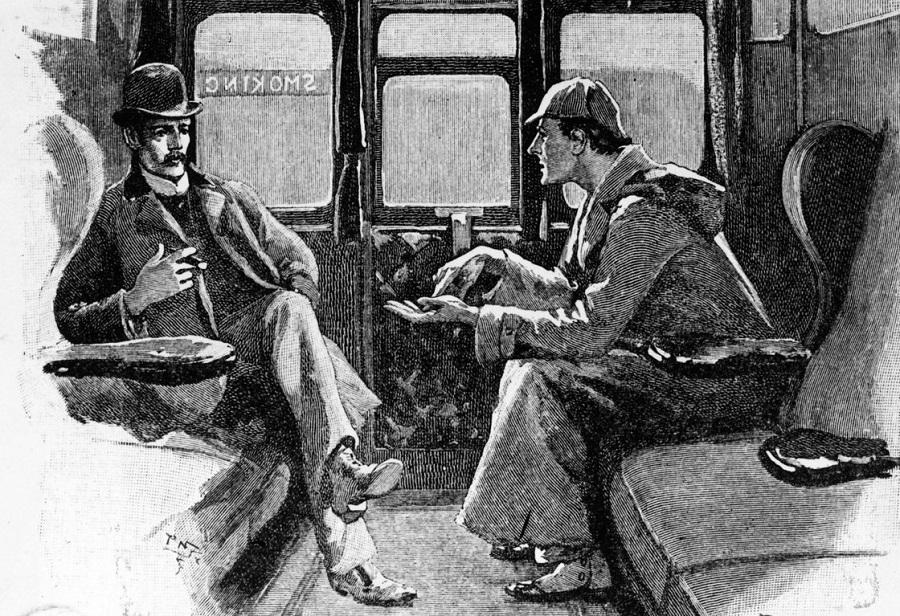 Muerte a Sherlock Holmes