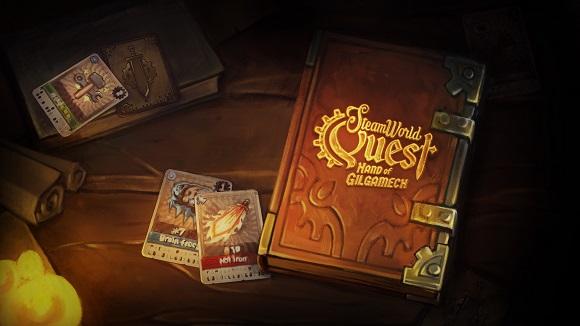 Análisis de SteamWorld Quest: Hand of Gilgamech