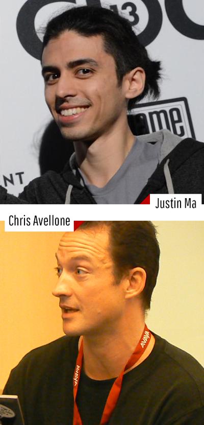 Justin Ma y Chris Avellone: «Encajar una historia en un juego es más fácil que encajar un juego en una historia»