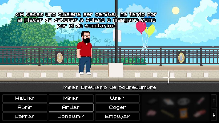 Héctor Bometón: «Si seleccionas un poco puedes sacar mucho jugo a lo cotidiano»