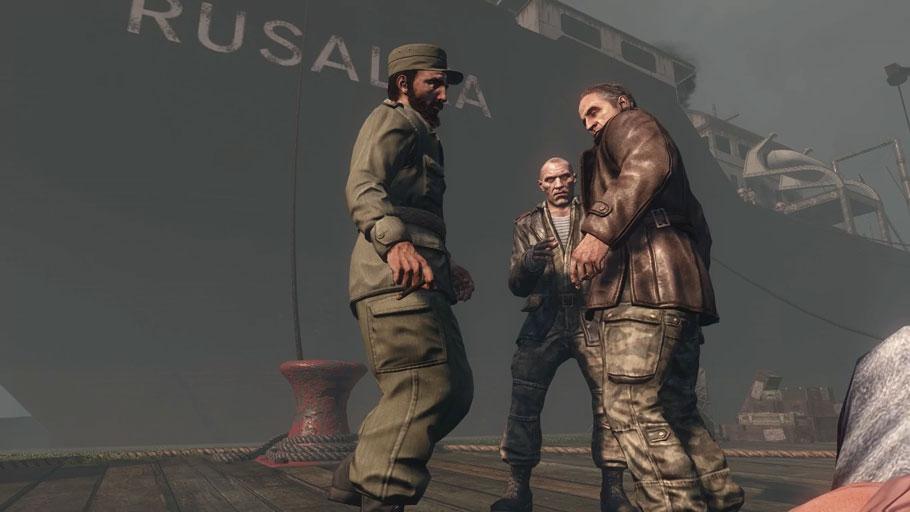 Los enemigos del videojuego