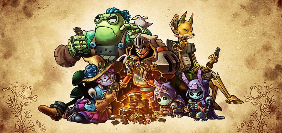 SteamWorld Quest llegará a Steam el 31 de mayo