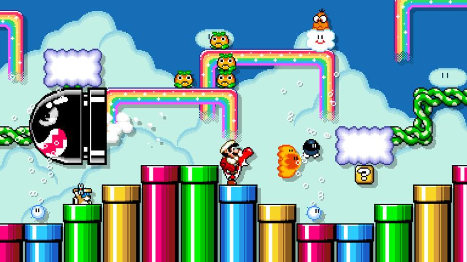 Análisis de Super Mario Maker 2