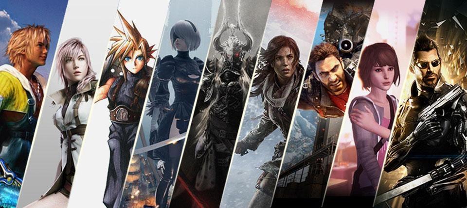 Square Enix sopesa la posibilidad de crear su propio servicio de suscripción