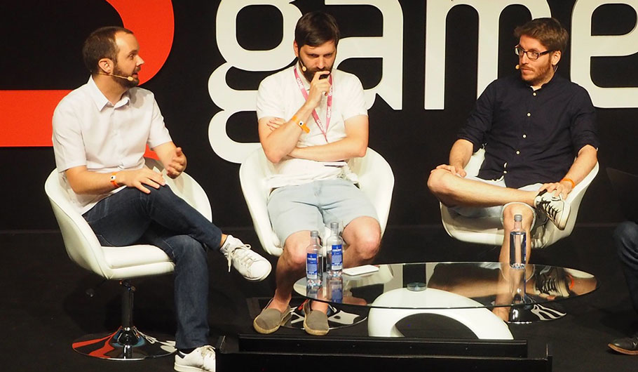 Nomada Studio: «Antes de lanzar Gris nos dijeron que si no hacíamos el juego difícil, fracasaríamos»