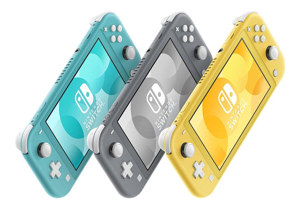 Nintendo anuncia Switch Lite, que estará disponible el 20 de septiembre