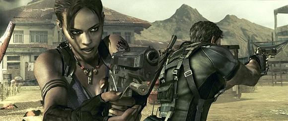 Resident Evil 5 y 6 llegarán a Switch el 29 de octubre