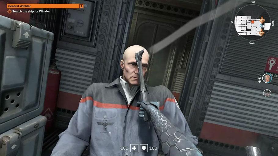 Análisis de Wolfenstein: Youngblood