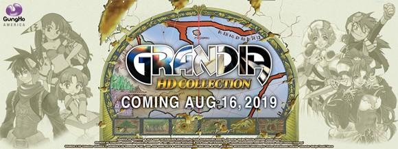 Anunciado Grandia HD Collection para Switch