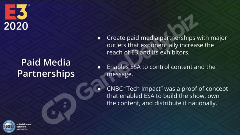 Un documento filtrado desvela los planes de ESA para el E3 2020