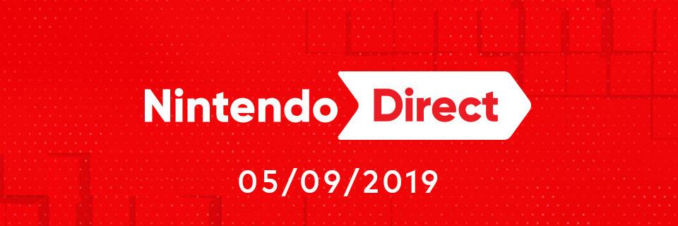 El 5 de septiembre, a las 00:00h, toca nuevo Nintendo Direct