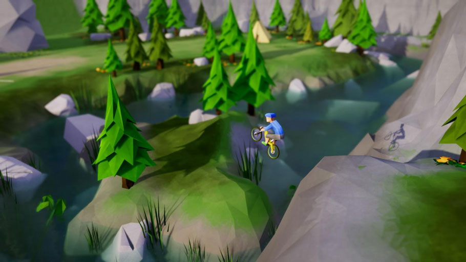 Análisis de Lonely Mountains: Downhill