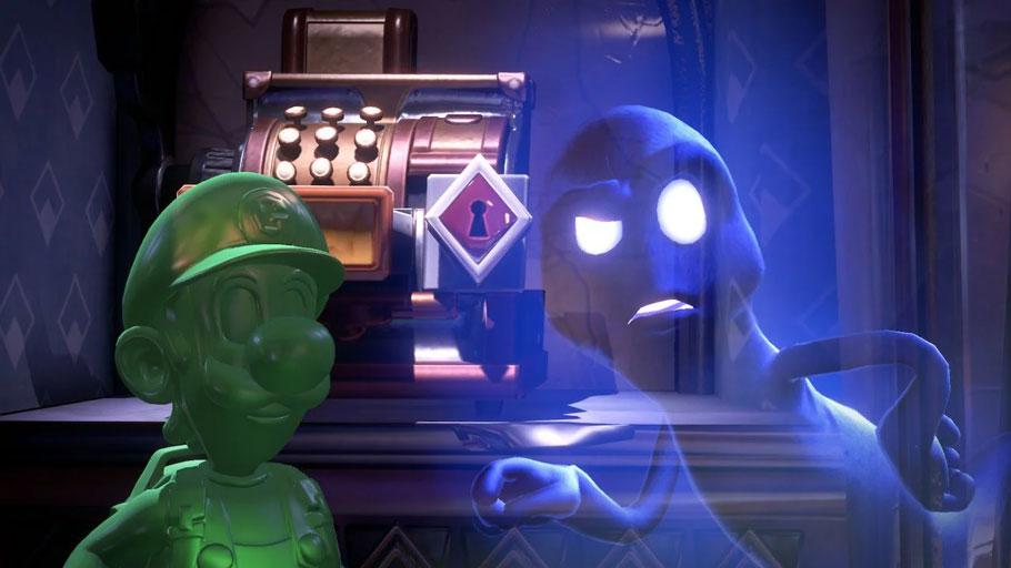 Análisis de Luigi's Mansion 3