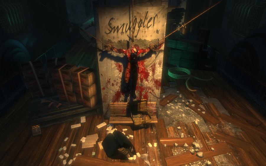 Terror elevado: Sobre el horror en videojuegos (I)