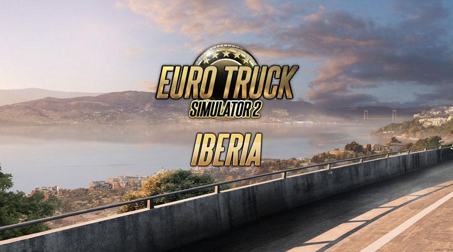 La península ibérica llega a Euro Truck Simulator 2